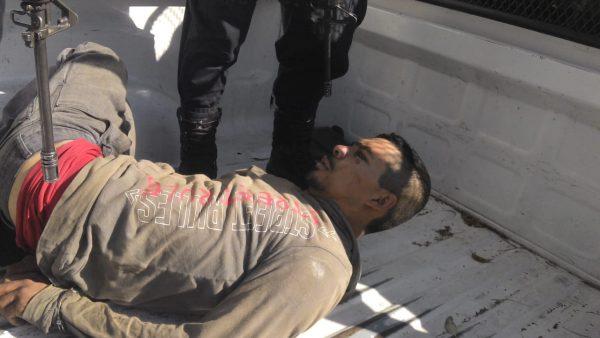 Detienen a sujeto que intentó secuestrar a una niña en Oaxaca