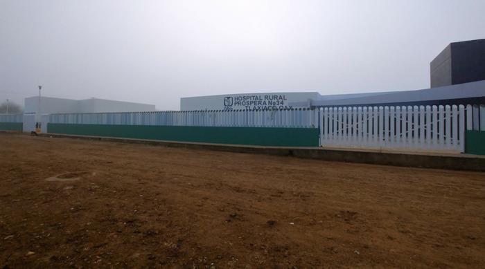 Hospital de Tlaxiaco será operado por el IMSS