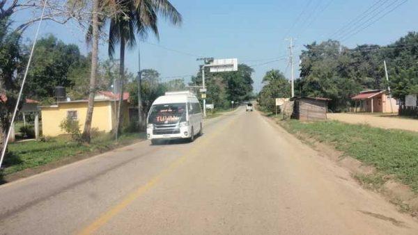 Continúan robos a unidades de transporte en la ruta Tuxtepec- Valle Nacional