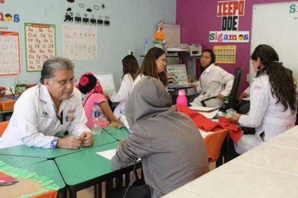 """""""Sigamos Aprendiendo… en el Hospital"""", un espacio de atención a la niñez con problemas de salud: IEEPO"""
