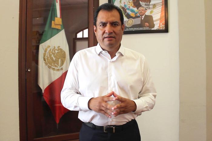 Anuncia Oswaldo García Jarquín restricciones en espacios públicos de Oaxaca de Juárez