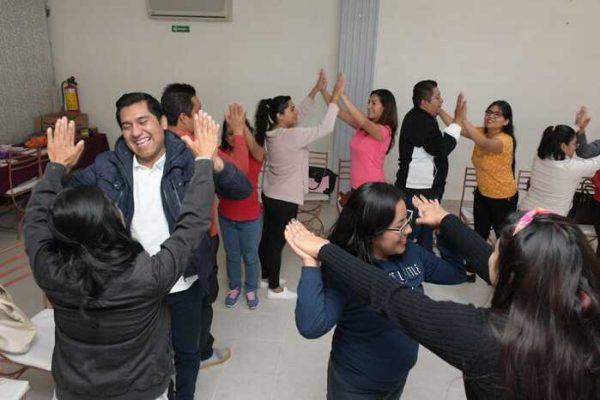 """Invita IEEPO a personal educativo al taller """"Pausas activas en el ámbito escolar"""""""