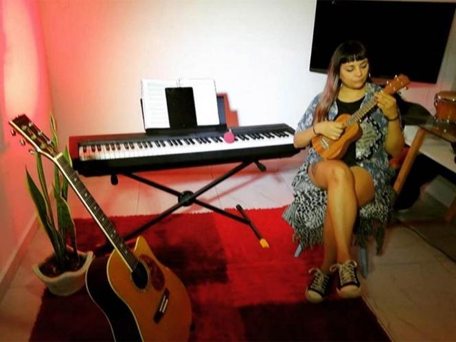 Rescatan a la cantante Lúa Castro, quien estuvo secuestrada en Oaxaca