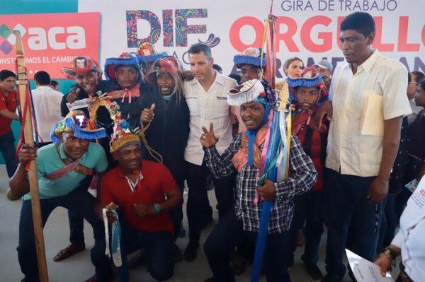 AMH realiza importante gira de trabajo al pueblo afromexicano
