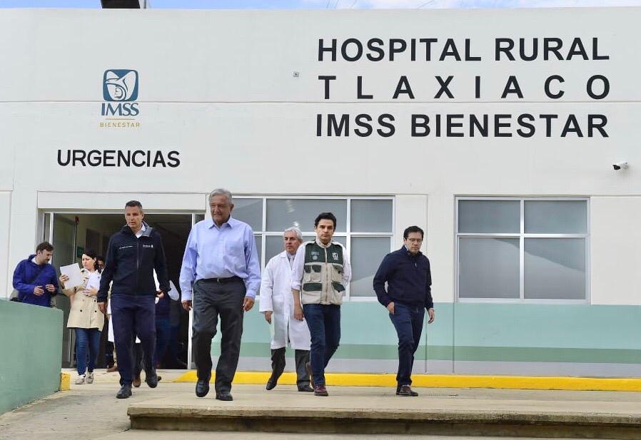 Aplazan inauguración de hospital en Tlaxiaco; Gobierno de Oaxaca había rentado 20% del equipo