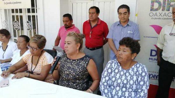 Presidentes de colonias del municipio de Santa Lucía del Camino, llaman a la  unidad y no frenar la obras iniciadas