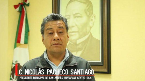 Suspenden feria del Tejate de Oaxaca