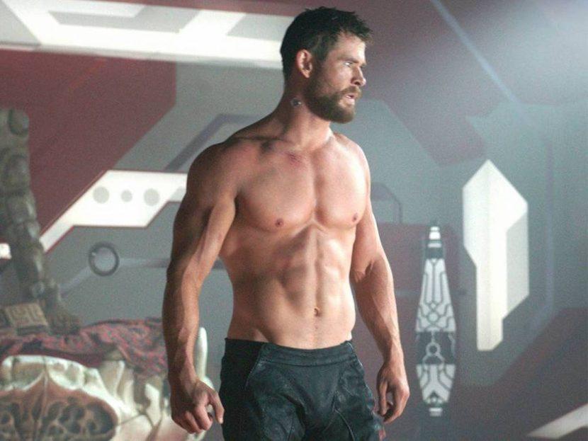 ¡Ahora puedes pasar la cuarentena con Chris Hemsworth!