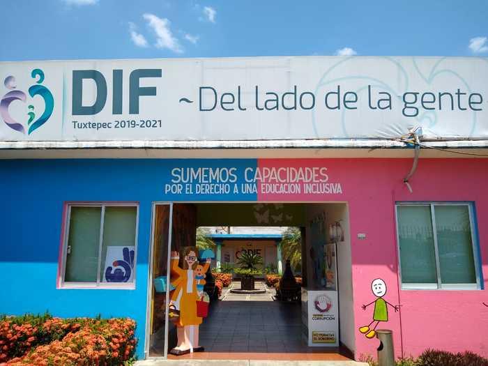 Invita el DIF Tuxtepec cumplir recomendaciones  preventivas de posibles contagios por Covid-19