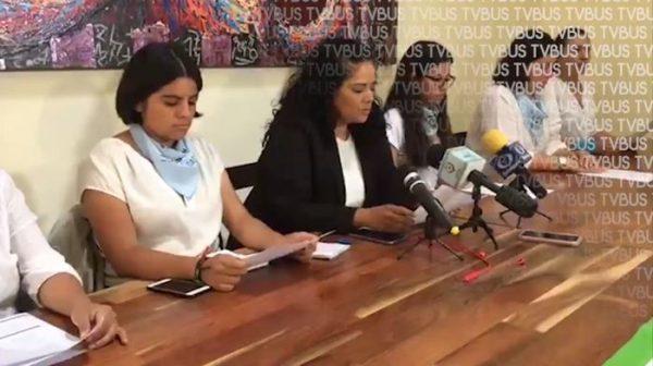 Frente de Mujeres Oaxaqueñas condenan acciones radicales de grupos feministas