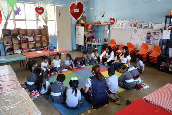 Fortalece IEEPO estrategias para el desarrollo de habilidades socioemocionales en preescolares