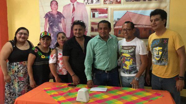 Renuevan dirigencia de sindicato de músicos de Tuxtepec