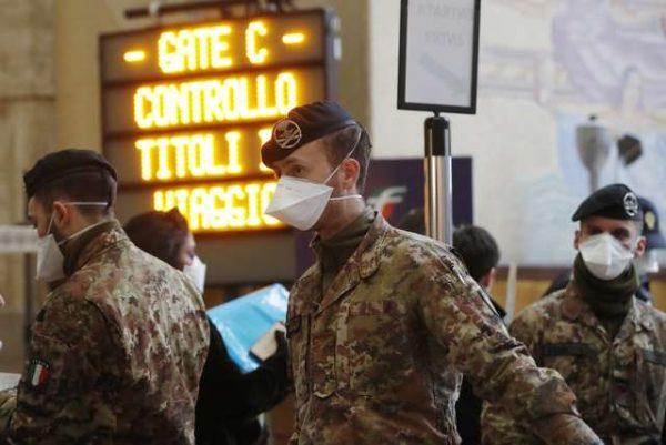 Ordena Italia parálisis total del país por coronavirus