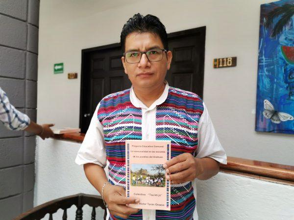 Presentan el libro La comunalidad en las escuelas de los Pueblos del Anáhuac