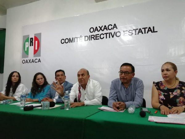 En el PRI, es momento de recuperar espacios y salir de la crisis política: Dirigente Estatal