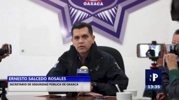 Hay coordinación para evitar saqueos en Oaxaca: SSPO