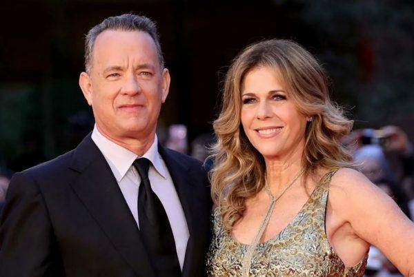 Tom Hanks y su esposa contraen COVID-19