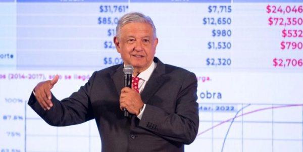 AMLO anuncia adelanto de apoyos a adultos mayores por coronavirus; serán dos bimestres