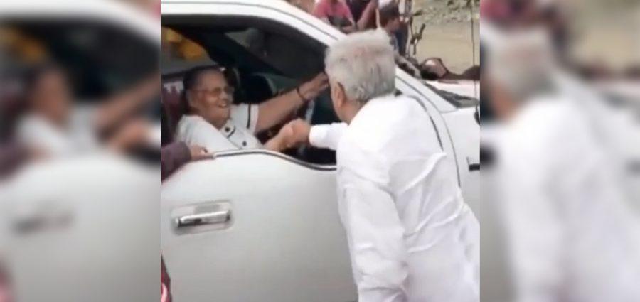 """Madre del """"Chapo"""" no quiere morir sin volverlo a ver: López Obrador"""