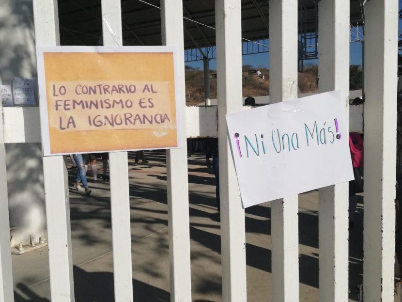 Surge nuevo caso de acoso sexual, ahora en COBAO de Nazareno Etla