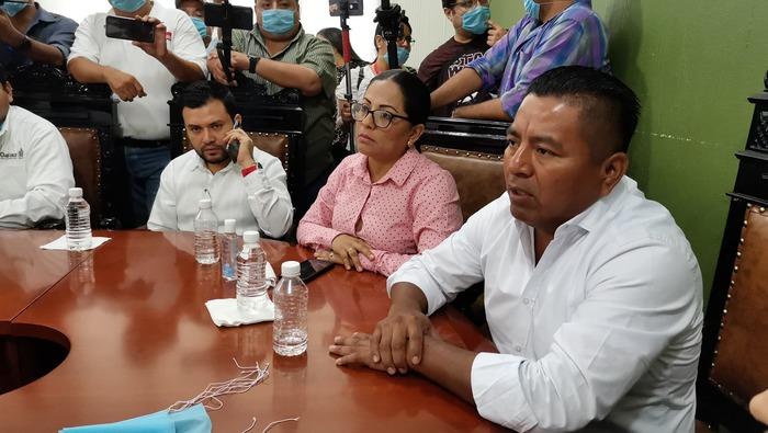 Acondicionan hospital de Tuxtepec, para casos de coronavirus que se presenten