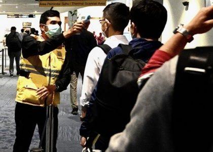 El coronavirus llegó a Chile; un médico fue contagiado
