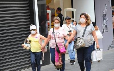 Pacientes positivos al COVID-19 en Oaxaca se reportan estables
