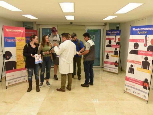 Reportan en Veracruz 3 casos sospechosos de Covid-19