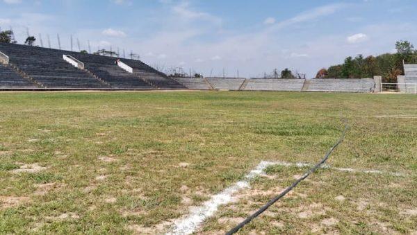 Todo listo para pre-inauguración de estadio GPV, en Tuxtepec