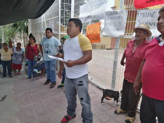 Más de 12 años sin gobierno en Guelache Etla; 13 mdp anuales en disputa