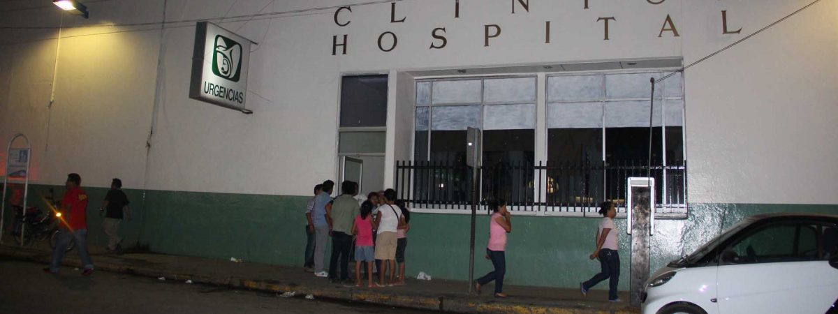 IMSS de Tuxtepec deja de ser hospital covid, regresa a atención normal