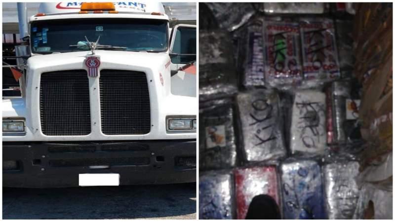 Incautan tonelada de cocaína en Chiapas presuntamente llegaría a Tuxtepec
