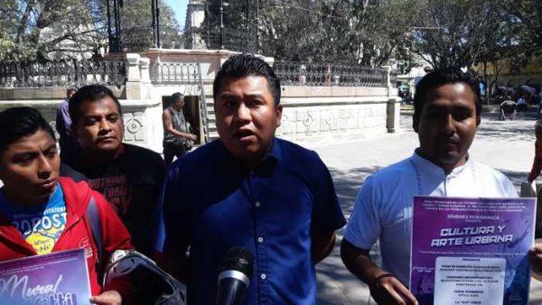 """Realizarán Jóvenes por Oaxaca """"Guelaguetza Urbana"""""""