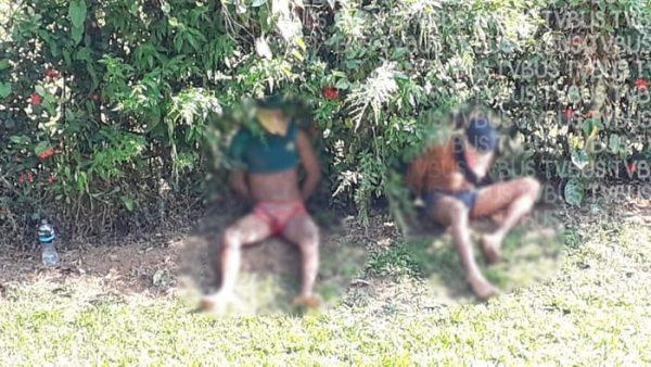 Se salvan ladrones de ser linchados en Vega del Sol, Jacatepec