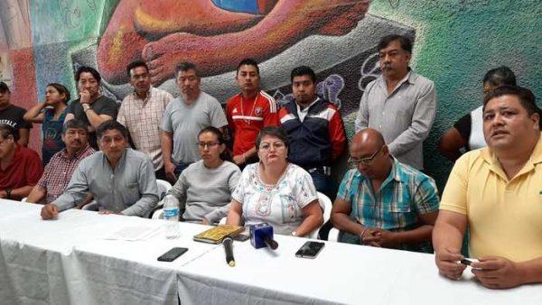 Locatarios acusan a ambulantes de invadir espacios en mercados 20 de Noviembre y Benito Juárez