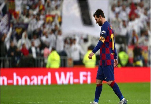 """""""Messi es el mejor jugador del mundo, pero no aparece en partidos grandes"""""""