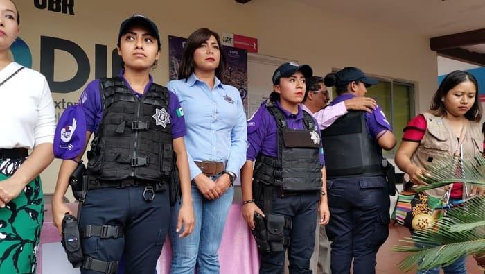 Ponen en marcha en Tuxtepec, Mujer Segura y Mujer a Salvo