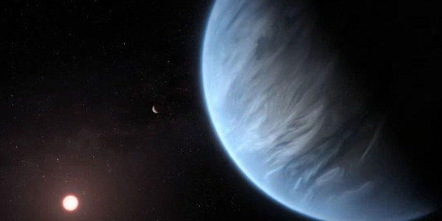 La Tierra pudo ser un mundo de agua hace 3.200 millones de años