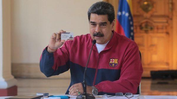 EU ofrece recompensa de 15 mdd por información que lleve al arresto de Maduro
