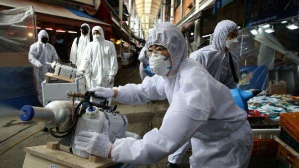 Coronavirus Covid-19 es declarado como pandemia por la OMS