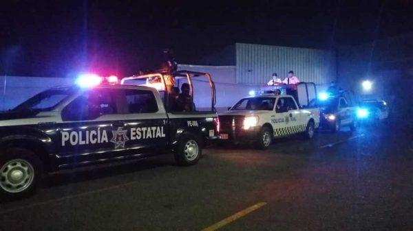 Realizan operativos para evitar saqueos en Oaxaca