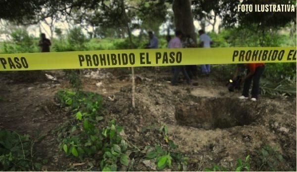 Fuerza Civil localiza nuevo cementerio clandestino en Playa Vicente