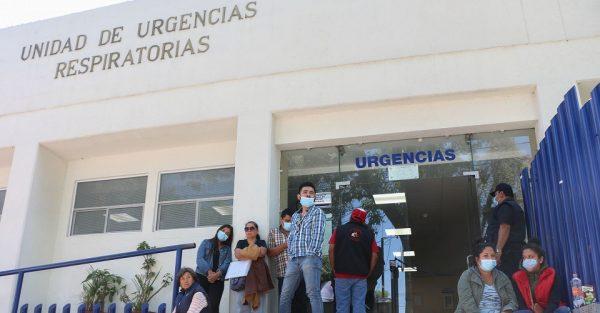 Puebla informa que un hombre dio positivo por COVID-19, aunque no tiene síntomas