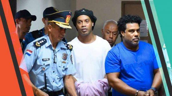 Ronaldinho seguirá encarcelado