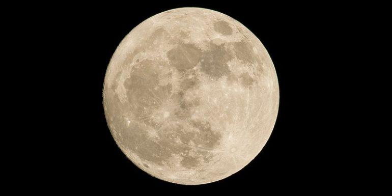 No te pierdas la superluna en Marzo