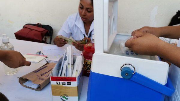 Inicia Jornada de vacunación en la Cuenca, aplicarán vacunas de casa en casa