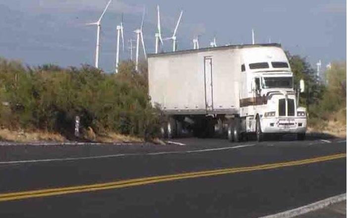 Fuerte vientos azotarán el golfo e Istmo de Tehuantepec por efecto de norte