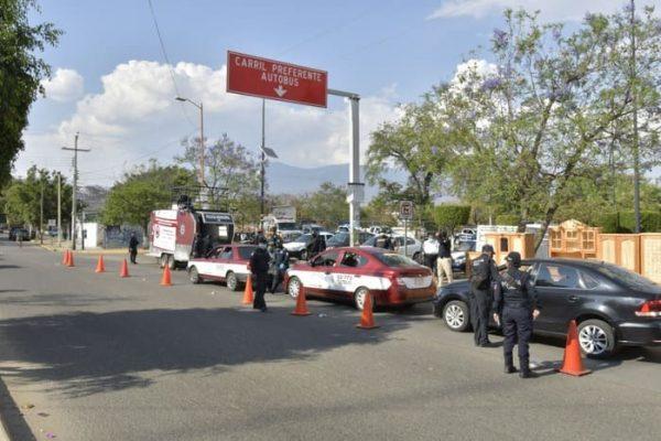 """Activa Ayuntamiento de Oaxaca de Juárez """"Filtros de Contención COVID-19"""""""