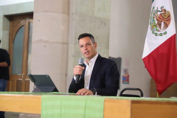 Emite Alejandro Murat segundo decreto para fortalecer las medidas de seguridad ante COVID-19
