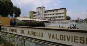 Activa SSO protocolo de bioseguridad en el área de Pediatría del hospital Aurelio Valdivieso